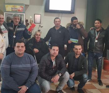 Турнир по Белот Строево 2019